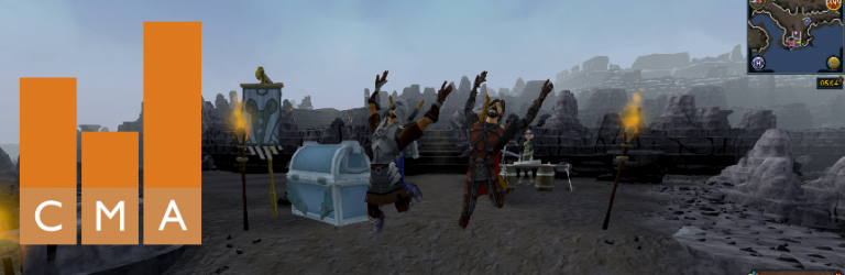 Choose My Adventure: Finding the perfect group activity in RuneScape