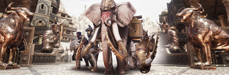 Conan Exiles' new season pass includes multiple DLC starting with today's Treasures of Turan