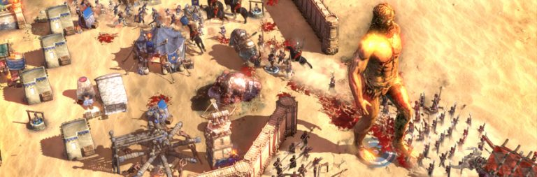 Check out 20 minutes of Conan Unconquered co-op in its latest video