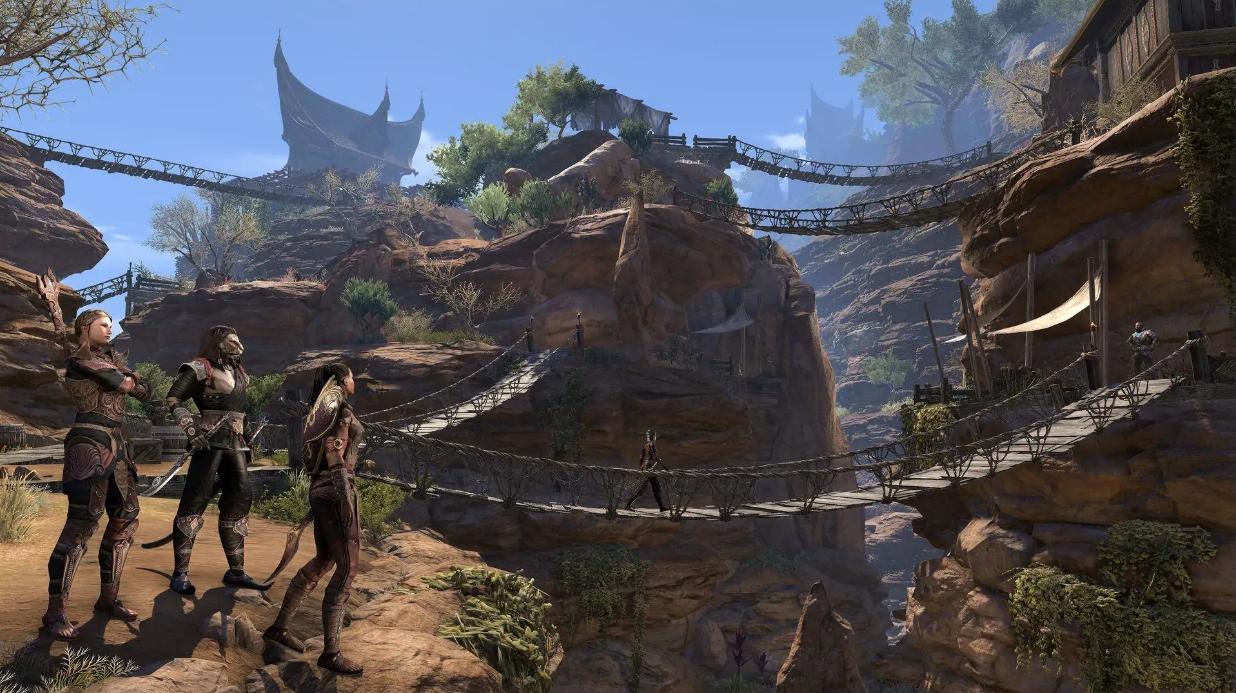 Skyblivion Mod For Elder Scrolls V : Skyrim Gets New