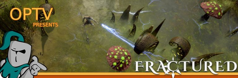 The Stream Team: Taking a first look at Fractured