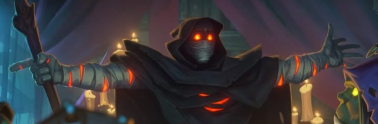 Hearthstone: Rise of Shadows goes live with plenty of freebies