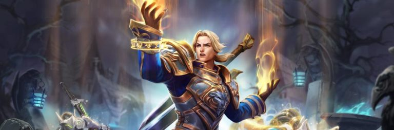 Heroes of the Storm is picking up another famous WoW character: Anduin Wrynn