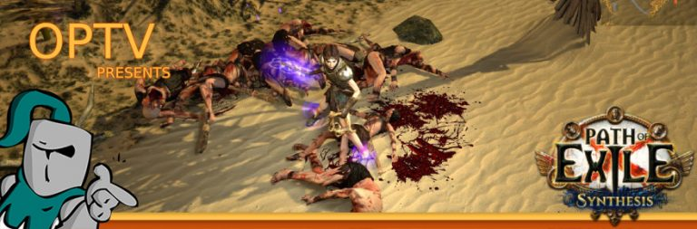 The Stream Team: Creating chaos in Path of Exile