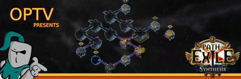 The Stream Team: A Path of Exile mega Memory Nexus map run