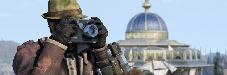 Today's Fallout 76 Wild Appalachia Patch 8.5 introduces a camera, repair kits, and new complaints from fans