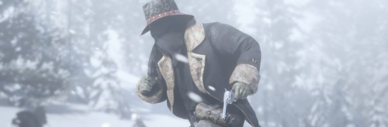 Red Dead Online is blowing up with its new showdown mode, Up in Smoke
