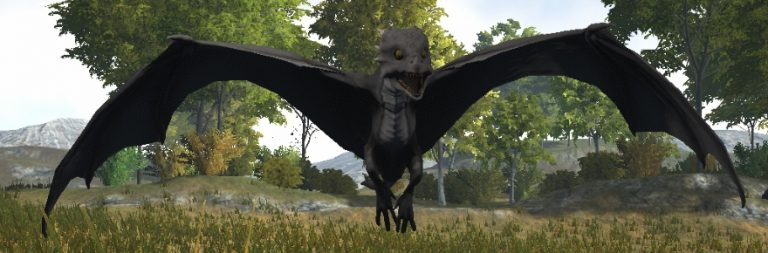 Shroud of the Avatar's upcoming patch will let you be the mother of dragons
