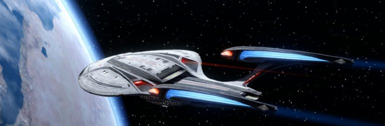 Star Trek Online will let you level with a T6 ship 'very soon'
