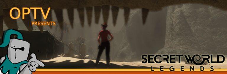 The Stream Team: Secret World Legends content conversations in the sand