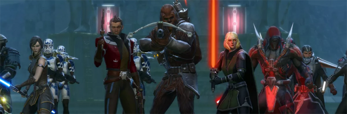 Lucasfilm is currently developing an Old Republic movie or