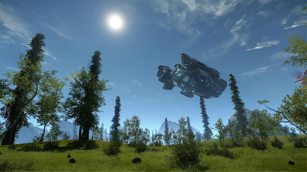 Entropia Universe players invested the equivalent of $500,000 to own a space station | Massively Overpowered