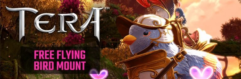 Snag a TERA anniversary gift bundle and celebrate the MMO's seventh birthday
