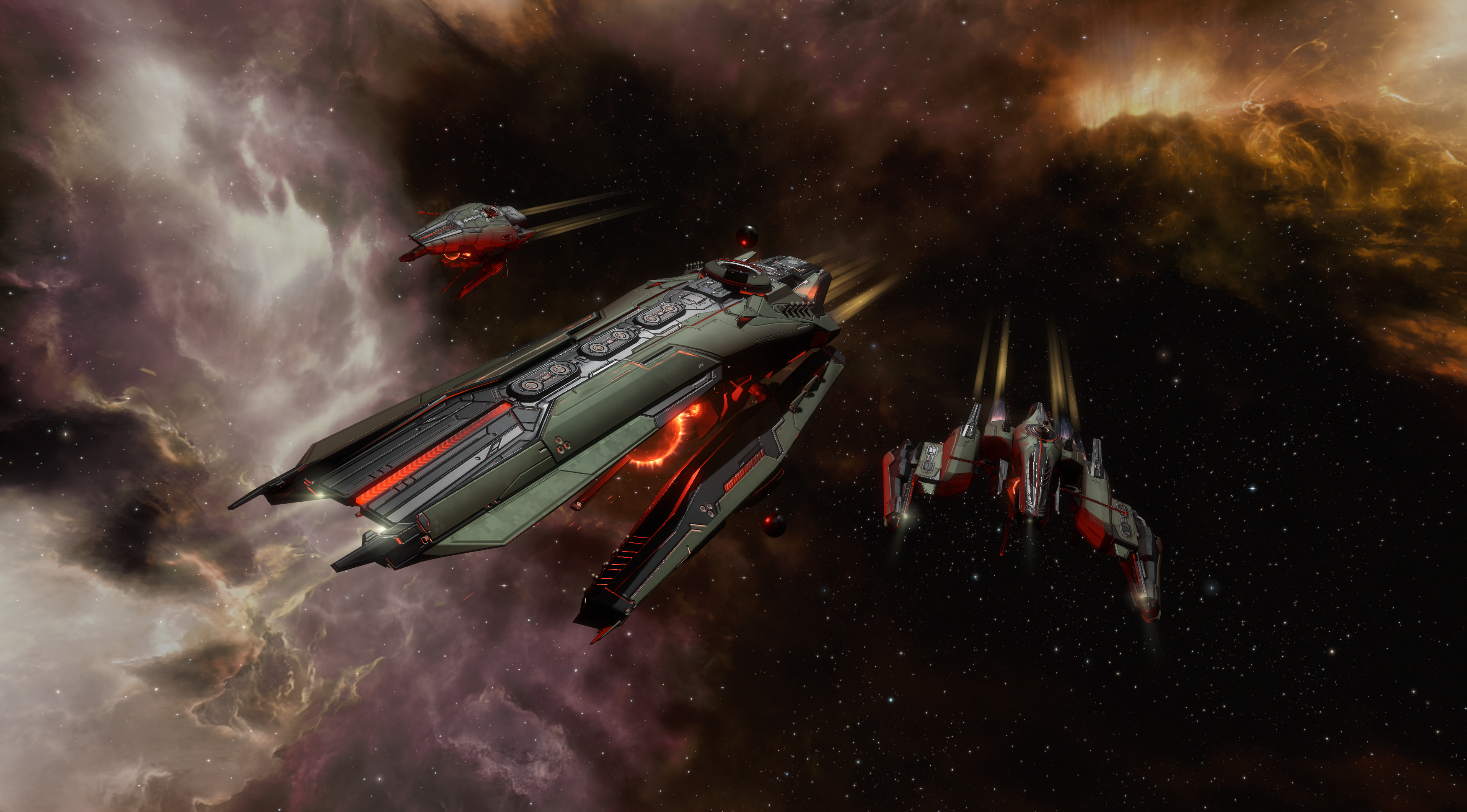 EVE Online: Invasion expansion lands May 28th | Massively