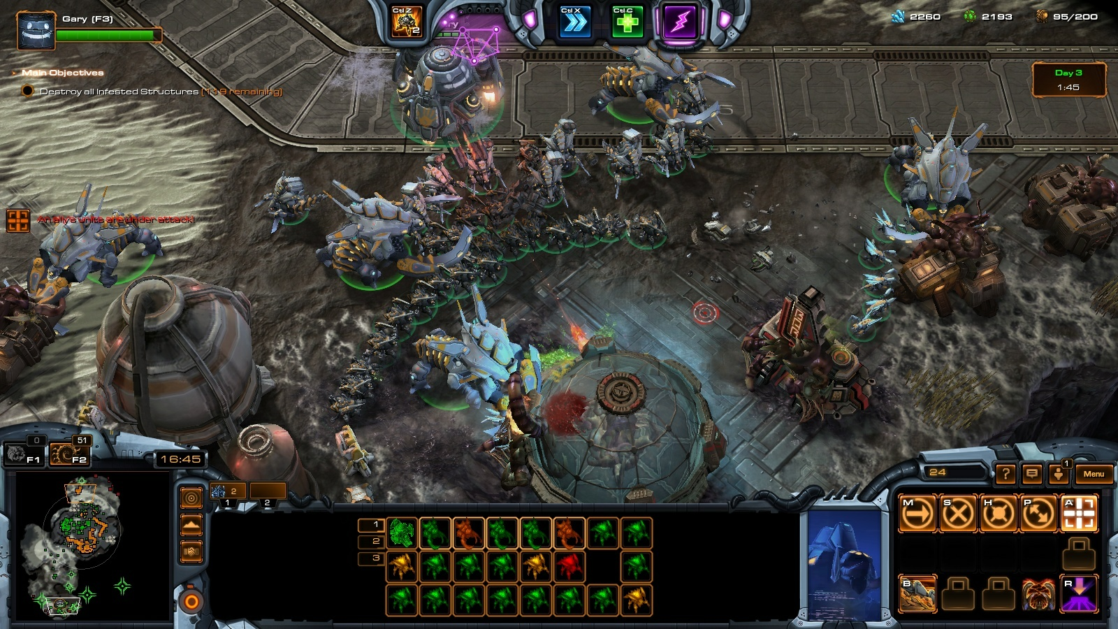 Not So Massively: StarCraft II co-op is one of online gaming's