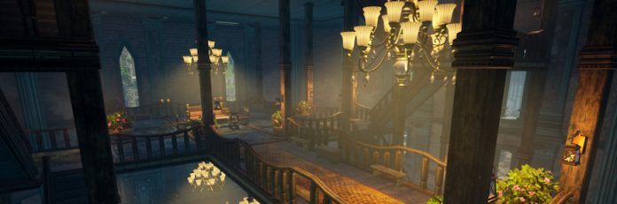 Ashes of Creation explores economy-centric nodes at the