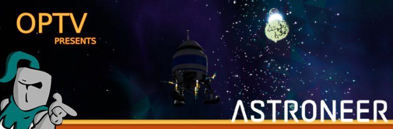 The Stream Team: Exploring Astroneer space