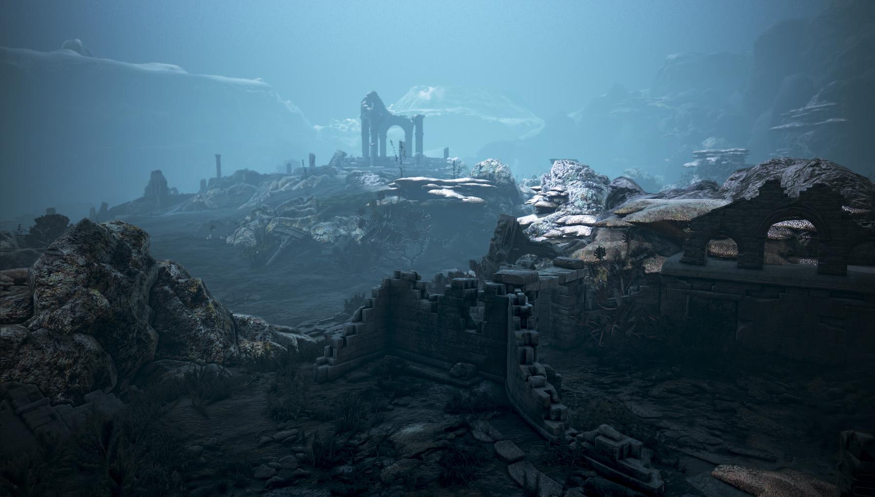 Black Desert teases Underwater Ruins expansion on PC