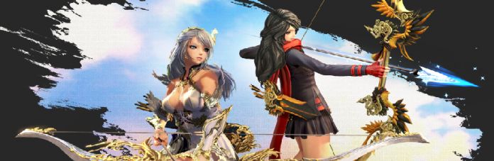 Blade & Soul Korea teases a new archer class arriving in