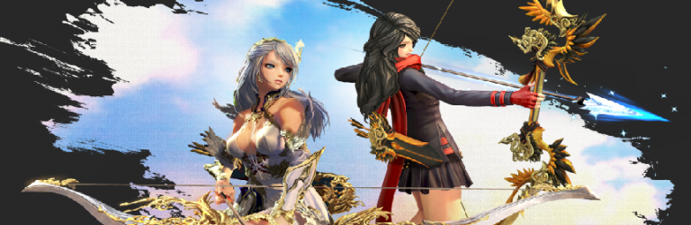 Blade & Soul Korea teases a new archer class arriving in June