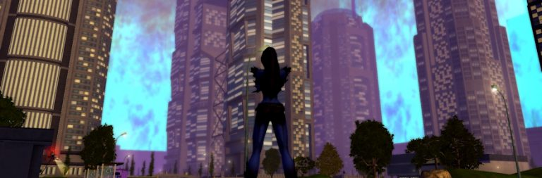 City of Heroes rebuild project SEGS expects to have an alpha by the end of the year