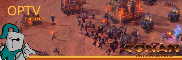 The Stream Team: A first look at Conan Unconquered