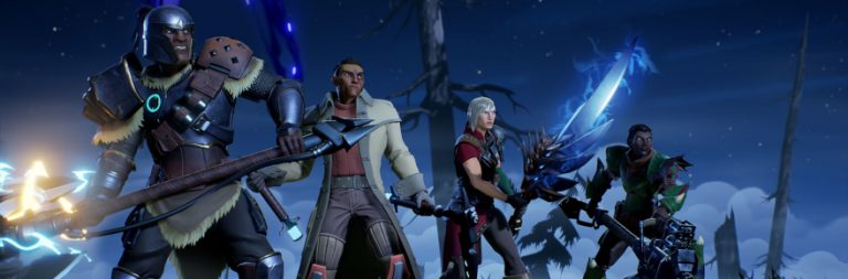 Dauntless discusses new monsters, more Escalation modes, and concepting for its next weapon