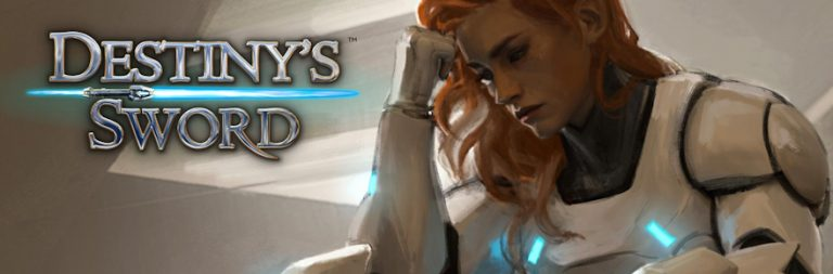 Exclusive dev diary: Destiny's Sword explores mental health as MMO gameplay