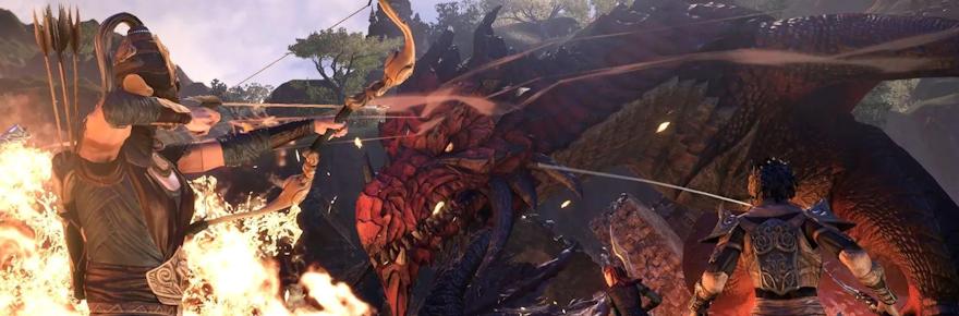 Elder Scrolls Online's Elsweyr early access has begun   Massively