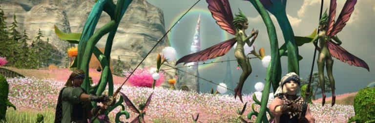 Final Fantasy XIV Shadowbringers tour: The fairy-tale fight of Dohn Mheg