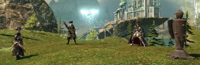 Final Fantasy XIV Shadowbringers tour: The healers | Massively