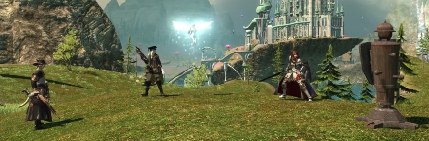 Final Fantasy XIV Shadowbringers tour: The tanks | Massively Overpowered