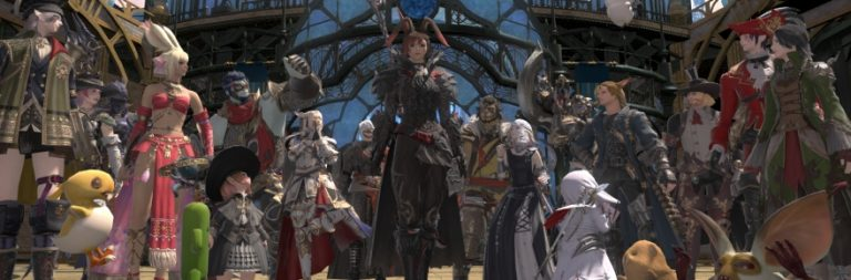 Fan-made video shows off the importance of online connections in Final Fantasy XIV