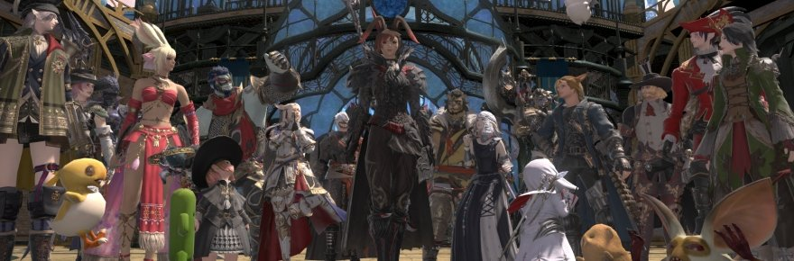 Final Fantasy XIV Shadowbringers tour: The melee DPS
