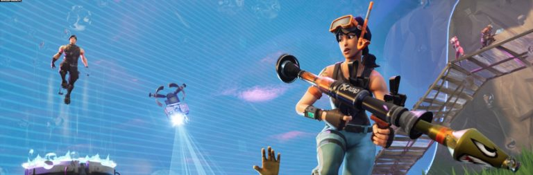 Fortnite addresses the importance of the B.R.U.T.E. and its actual impact
