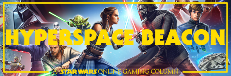 Hyperspace Beacon: Star Wars Galaxy of Heroes satisfies that Star Wars fix, but there's a catch