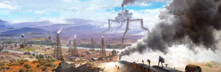 Wild West Online rebrands as New Frontier, now with steampunk and alien monsters
