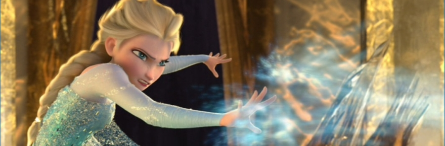 Let it go INTO YOUR FACE