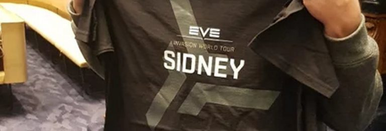EVE Down Under kicks off with a hilarious screwup in Sydney