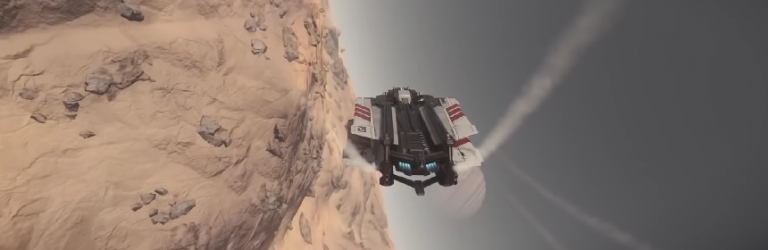 Inside Star Citizen discusses the 3.5 flight model, collecting feedback, and the Banu Defender