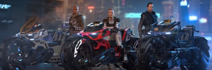 Make My MMO: Who do you love now? HOVERBIKES | Massively