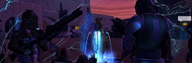 Star Wars MMOs pay tribute to the life of Chewbacca actor Peter Mayhew
