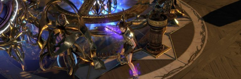 Path of Exile is already working on its next expansion, tentatively slated for September 6