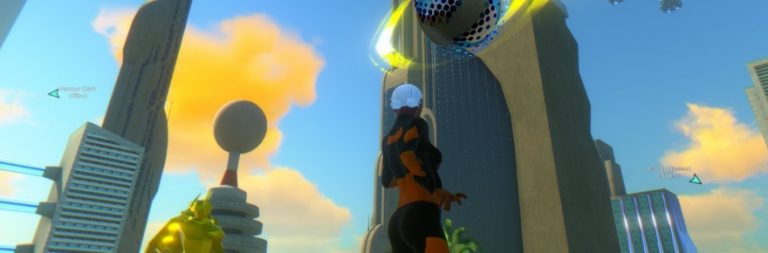 City of Titans slips on some spandex while Valiance Online gets combative