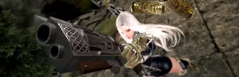 Vindictus releases the gun witch Eira and launches the Golden Time event