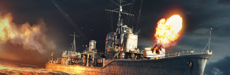 Japanese naval vessels are coming to War Thunder