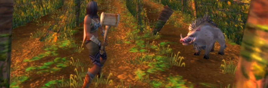 First impressions: World of Warcraft Classic is exactly what it says