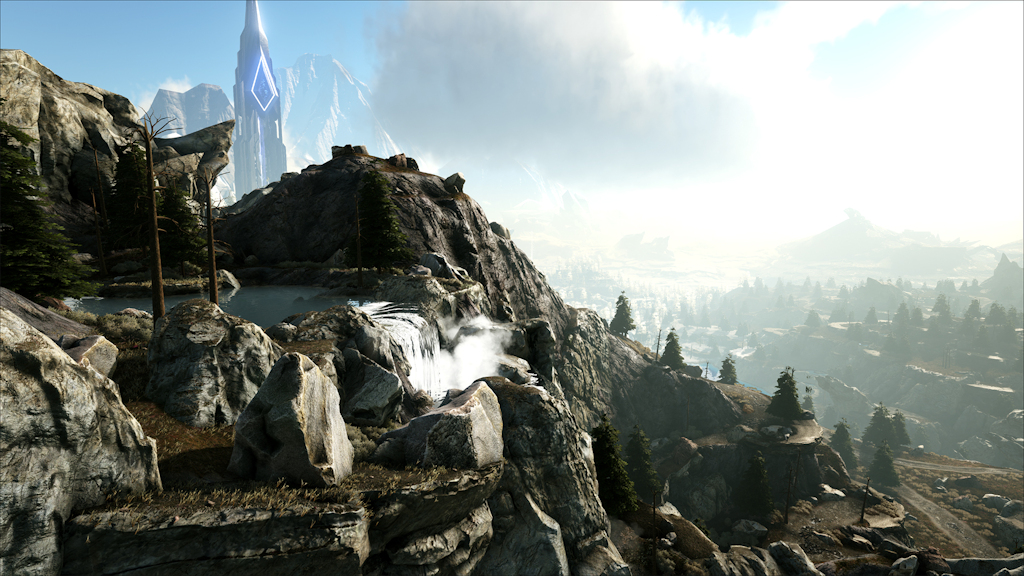 ARK Survival Evolved announces Valguero map expansion, launching