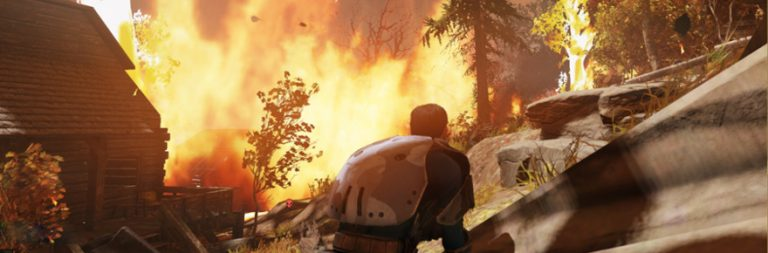 Fight or Kite: Fallout 76's Nuclear Winter is a blast