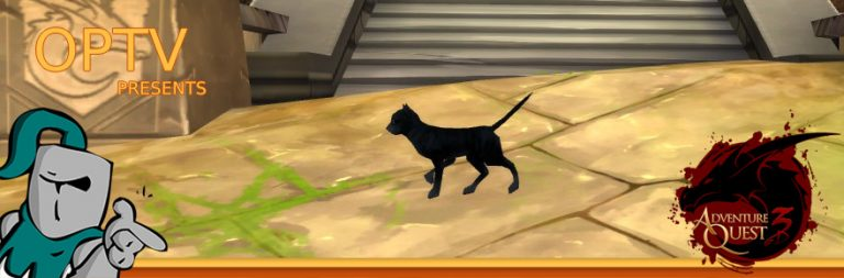 The Stream Team: Questing for kittens in AdventureQuest 3D